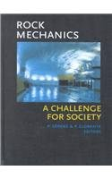 Rock Mechanics - A Challenge for Society: Elorante, P.