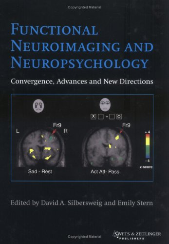 9789026518560: Functional Neuroimaging and Neuropsychology: Convergence, Advances and New Directions (Studies on Neuropsychology, Development, and Cognition)