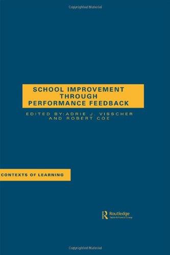 9789026519338: School Improvement Through Performance Feedback
