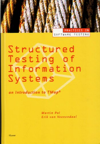 Structured Testing of Information System