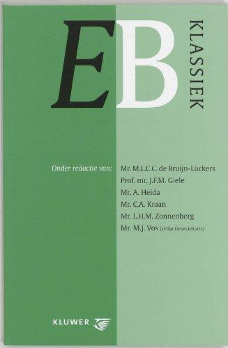 EB klassiek.: Bruijn-Lückers, M.L.C.C. de.