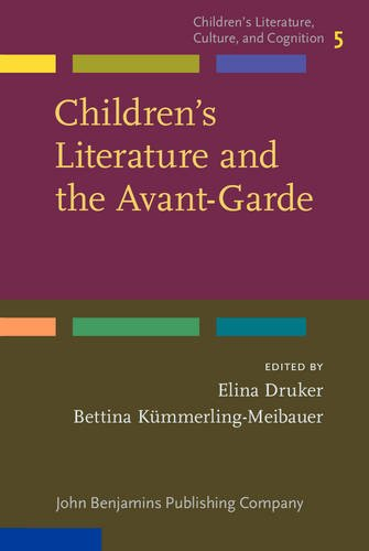 9789027201591: Children's Literature and the Avant-Garde (Children's Literature, Culture, and Cognition)