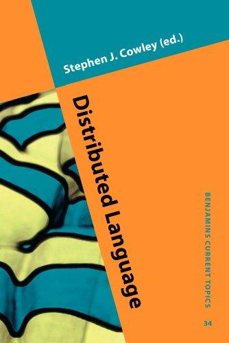 9789027202536: Distributed Language (Benjamins Current Topics)