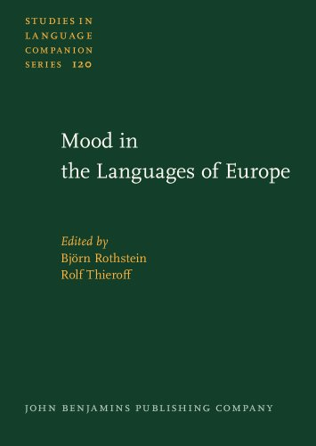 9789027205872: Mood in the Languages of Europe (Studies in Language Companion Series)