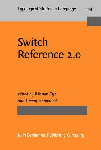 9789027206954: Switch Reference 2.0 (Typological Studies in Language)