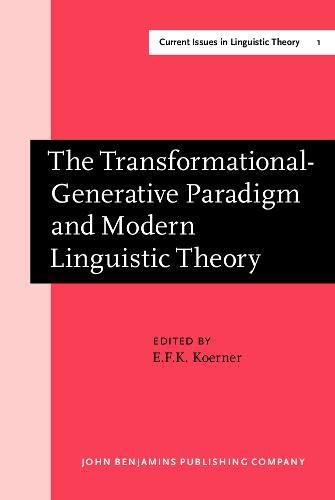 Papers on Language Theory and History I: John Benjamins Publishing