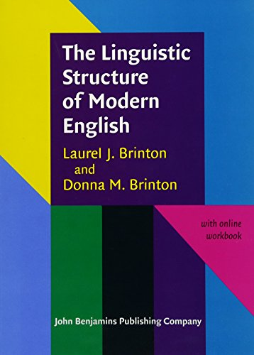 9789027211729: The Linguistic Structure of Modern English