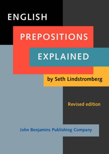 9789027211736: English Prepositions Explained: Revised edition