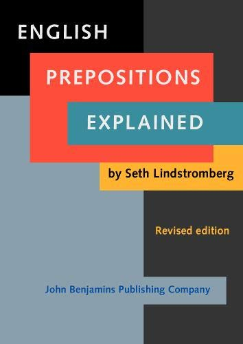 9789027211743: English Prepositions Explained: Revised edition