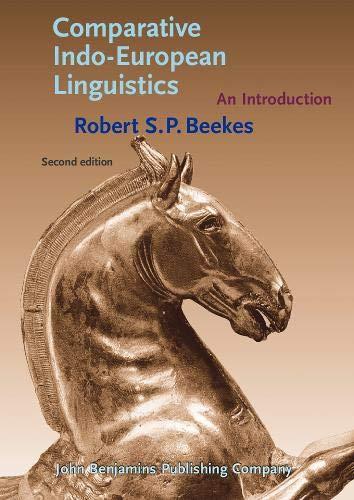 9789027211866: Comparative Indo-European Linguistics: An introduction. Second edition