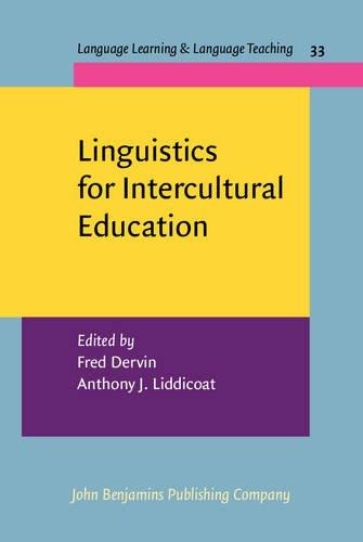 9789027213075: Linguistics for Intercultural Education (Language Learning & Language Teaching)