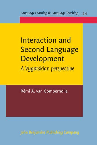 9789027213303: Interaction and Second Language Development: A Vygotskian perspective (Language Learning & Language Teaching)