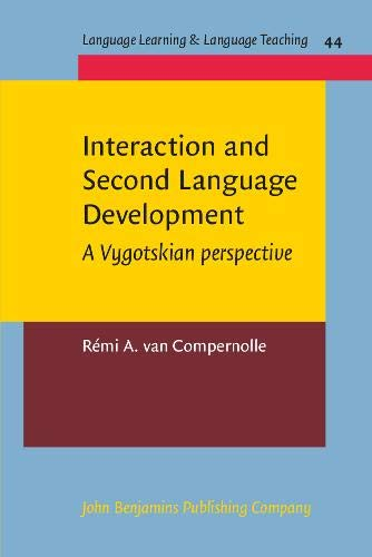 9789027213310: Interaction and Second Language Development: A Vygotskian perspective (Language Learning & Language Teaching)