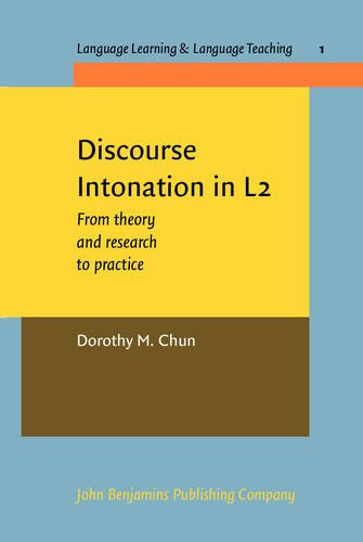 9789027216915: Discourse Intonation in L2: From theory and research to practice (Language Learning & Language Teaching)