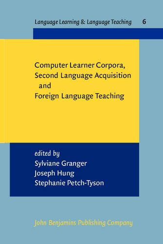 9789027217011: Computer Learner Corpora, Second Language Acquisition and Foreign Language Teaching (Language Learning & Language Teaching)