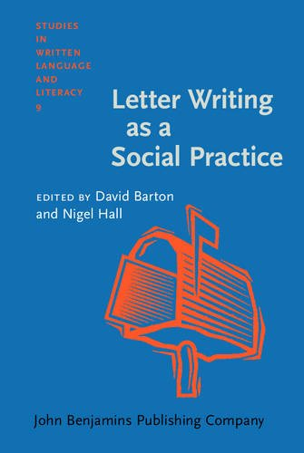 9789027218025: Letter Writing as a Social Practice (Studies in Written Language and Literacy)