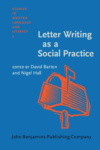 9789027218032: Letter Writing as a Social Practice (Studies in Written Language and Literacy)
