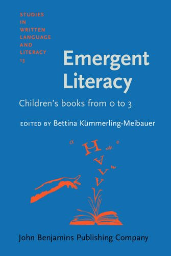 9789027218087: Emergent Literacy: Children's books from 0 to 3 (Studies in Written Language and Literacy)