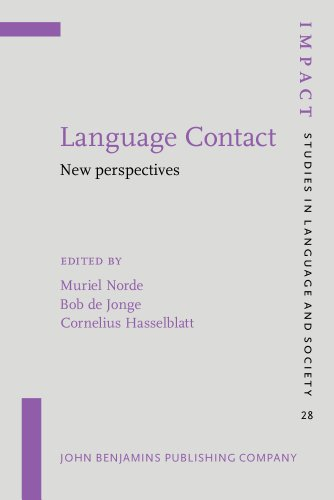 9789027218674: Language Contact: New perspectives (Impact: Studies in Language and Society)
