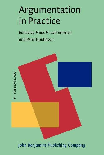 9789027218827: Argumentation in Practice (Controversies)