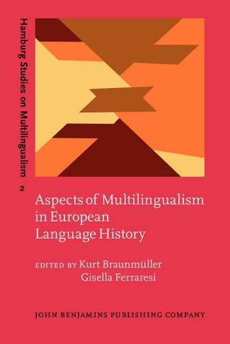 9789027219220: Aspects of Multilingualism in European Language History