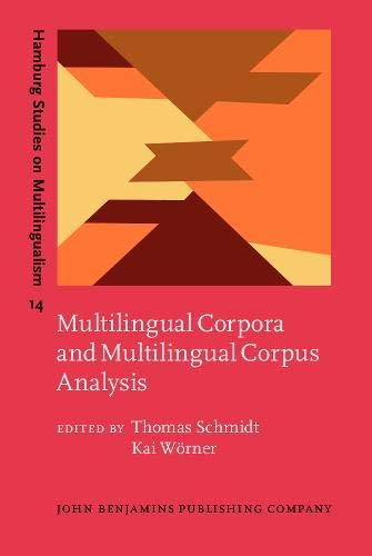 9789027219343: Multilingual Corpora and Multilingual Corpus Analysis (Hamburg Studies on Multilingualism)