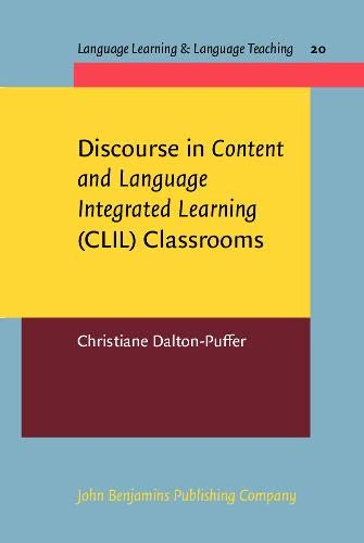 9789027219794: Discourse in Content and Language Integrated Learning (CLIL) Classrooms (Language Learning & Language Teaching)