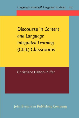 9789027219817: Discourse in Content and Language Integrated Learning (CLIL) Classrooms (Language Learning & Language Teaching)