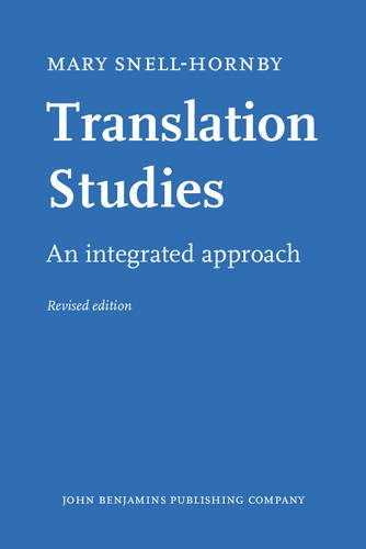 9789027220608: Translation Studies: An integrated approach