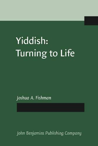 9789027220752: Yiddish: Turning to Life
