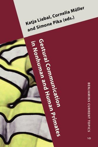 9789027222404: Gestural Communication in Nonhuman and Human Primates (Benjamins Current Topics)