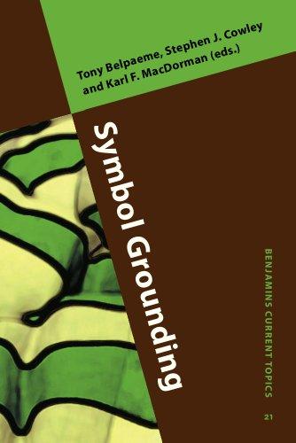 9789027222510: Symbol Grounding (Benjamins Current Topics 21)