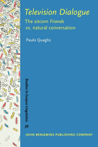 9789027223104: Television Dialogue: The Sitcom Friends Vs. Natural Conversation