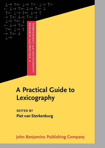 9789027223296: A Practical Guide to Lexicography (Terminology and Lexicography Research and Practice)