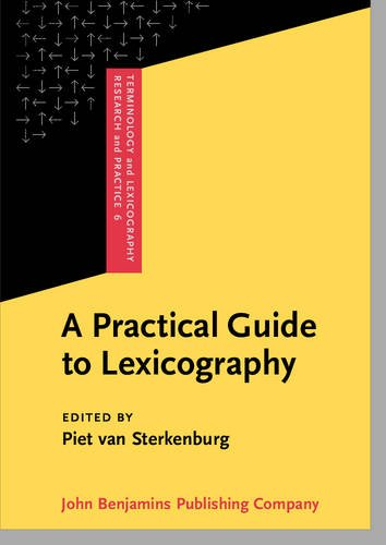 9789027223302: A Practical Guide to Lexicography (Terminology and Lexicography Research and Practice)