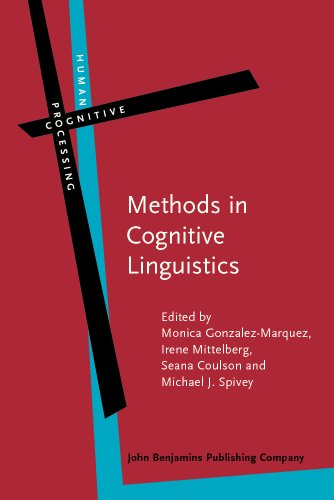 9789027223722: Methods in Cognitive Linguistics (Human Cognitive Processing)