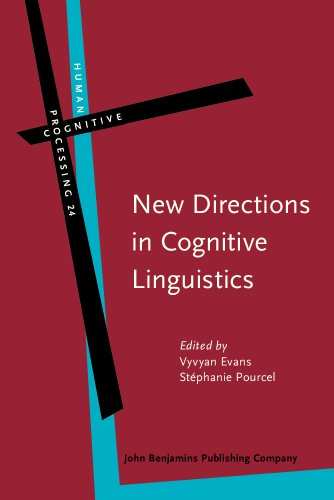 New Directions in Cognitive Linguistics (Human Cognitive