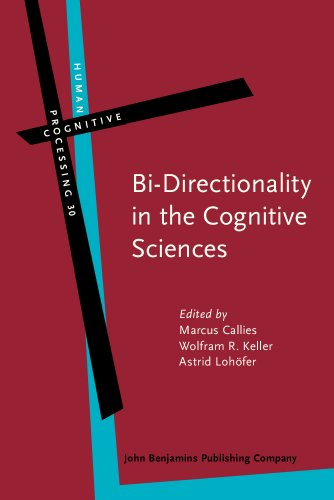 Bi-Directionality in the Cognitive Sciences: Avenues, challenges,: John Benjamins Publishing