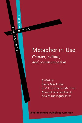 9789027223920: Metaphor in Use: Context, culture, and communication (Human Cognitive Processing)