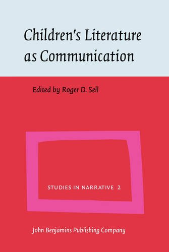 9789027226426: Children's Literature as Communication: The ChiLPA project (Studies in Narrative)