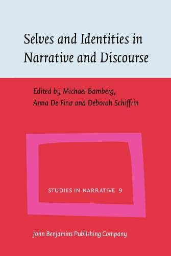 9789027226495: Selves and Identities in Narrative and Discourse (Studies in Narrative)