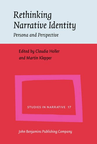 9789027226570: Rethinking Narrative Identity: Persona and Perspective (Studies in Narrative)