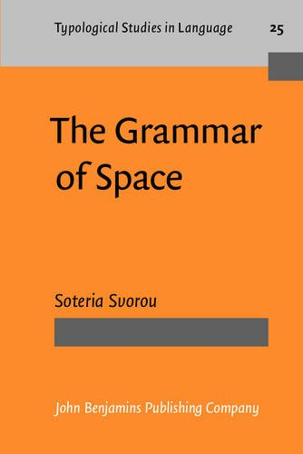 9789027229120: The Grammar of Space (Typological Studies in Language)