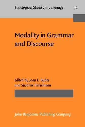 9789027229250: Modality in Grammar and Discourse (Typological Studies in Language)