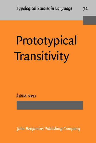 9789027229847: Prototypical Transitivity (Typological Studies in Language)