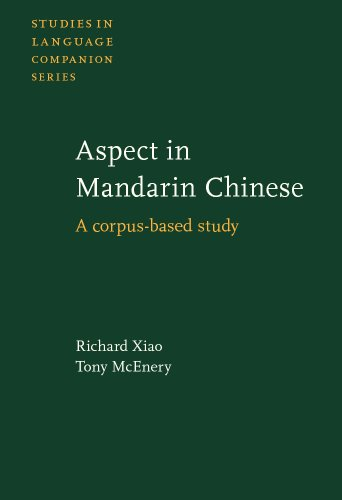 9789027230836: Aspect in Mandarin Chinese: A corpus-based study (Studies in Language Companion Series)