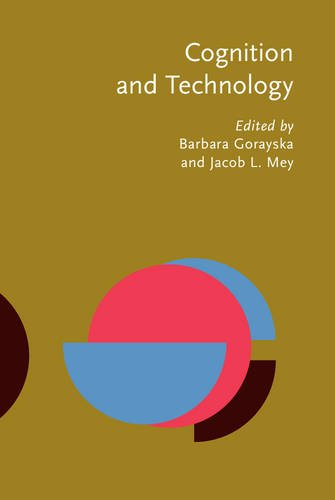 9789027232243: Cognition and Technology: Co-existence, convergence and co-evolution