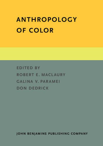 9789027232434: Anthropology of Color: Interdisciplinary multilevel modeling