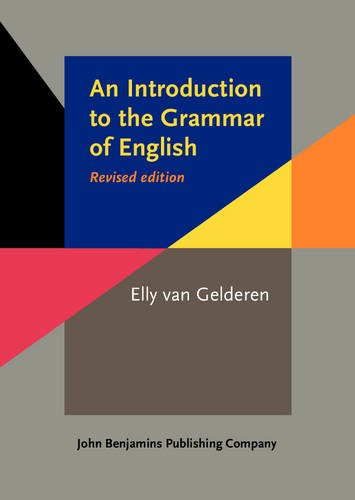 9789027232700: An Introduction to the Grammar of English: Revised Edition