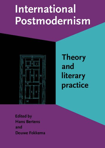 9789027234452: International Postmodernism: Theory and literary practice (Comparative History of Literatures in European Languages)